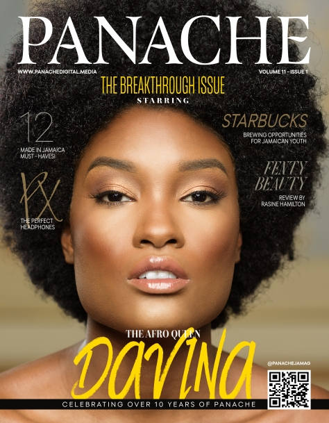 PANACHE Issue 1 Covershot