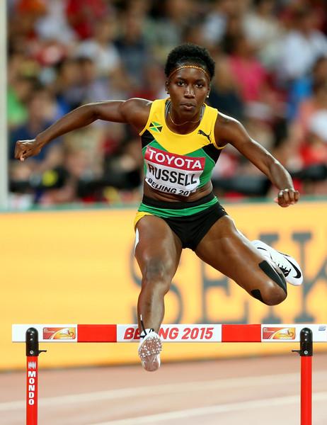 Janieve+Russell+15th+IAAF+World+Athletics+RhXKGq2_67bl